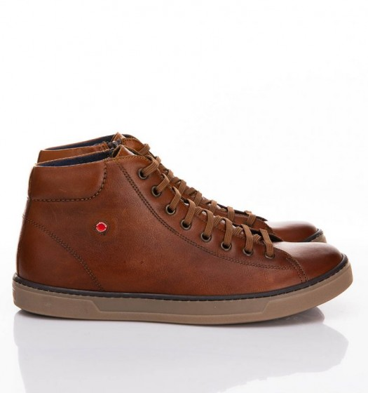 Leather boot Robinson