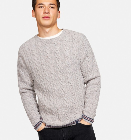 Wool sweater  Colours & Sons